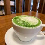 抹茶ラテ🌱春の香り