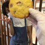 いちごチョコチャンククッキー焼いたよー🍪