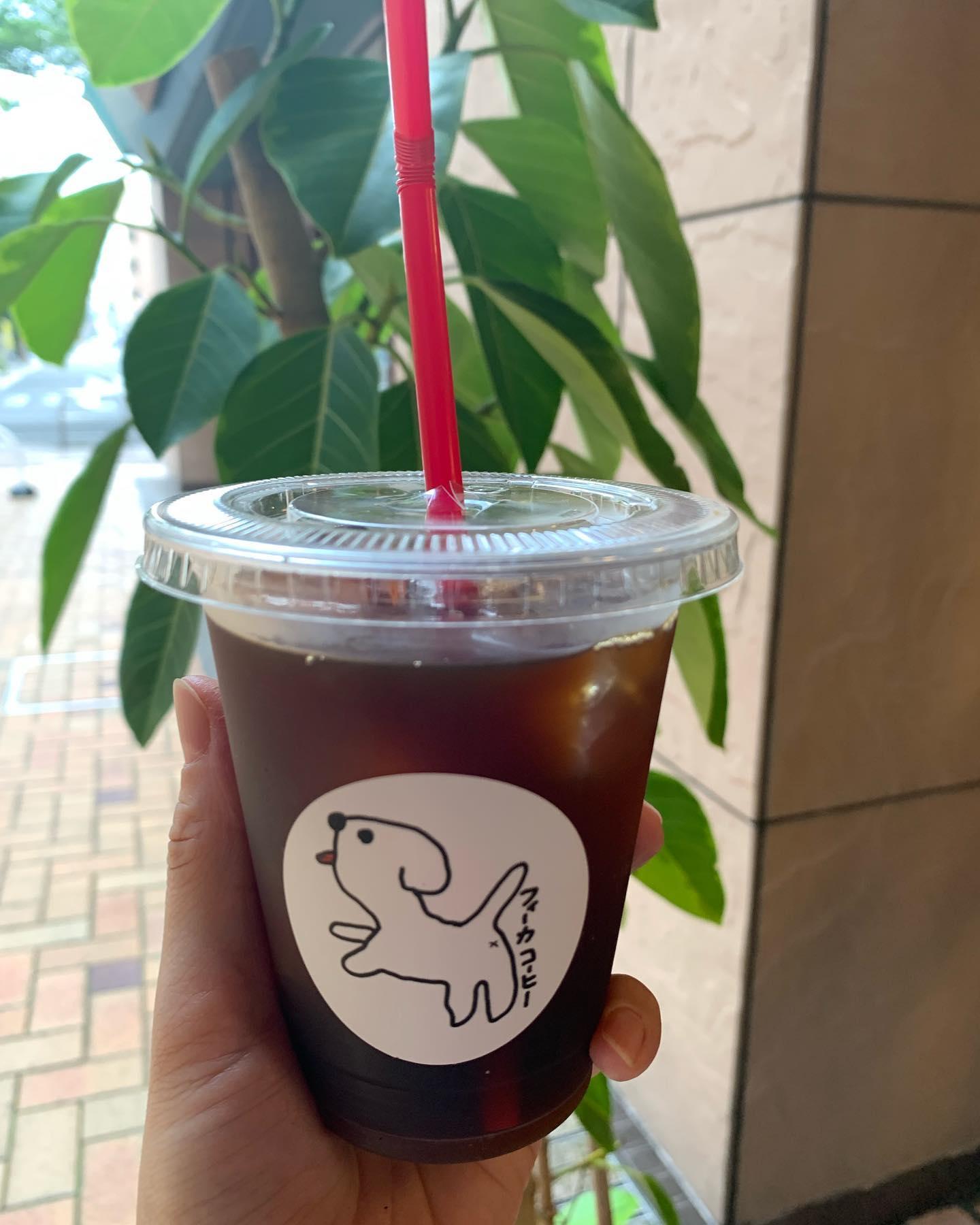 さて給水(*´-`)おはようございますFIKACOFFEEエリカですFIKAの水出しアイスコーヒーはまろやかでコクと甘さがあるごくごく飲めちゃうアイスコーヒー️テイクアウトドリンクは100円引き中(^_^)FIKA COFFEE(フィーカ コーヒー)福岡県福岡市博多区下川端町3-1 博多リバレイン1FTEL0922926601通常営業時間→平日9:00〜20:00  土日祝9:00〜18:00店休日→不定休(早く閉めたり休んだりすることもあります)8/20〜9/12まで緊急事態宣言を受け、店内営業休業中です。平日、土日祝日ともに10:00〜18:00でテイクアウト販売をしています。新型コロナウイルス感染防止対策へのご協力お願いします!#福岡グルメ#福岡カフェ#博多#博多カフェ#中洲#博多座#福岡アジア美術館#クッキー#福岡クッキー#cookie#くまチョコミルク#ランチ#ティラミス#フレンチトースト#ummp#うむぷ#赤毛のマチコ#たま乗りジョニーのコーヒーゼリー#コーヒーゼリー#テイクアウト#シェイク#レモネード#レアチーズケーキケーキ#くま